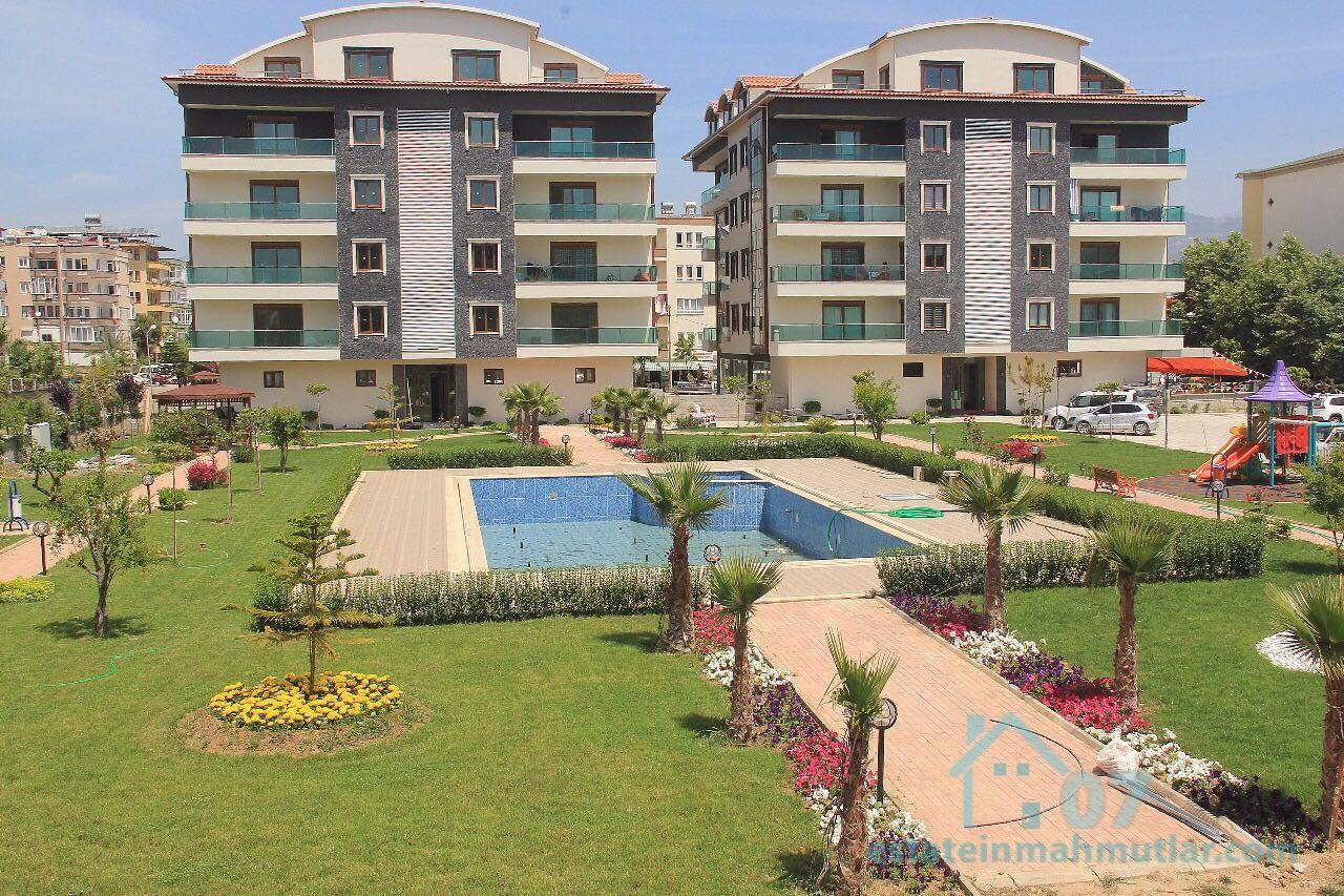 Newly Built Luxurious Two Bedroom Apartments in Konaklı, Alanya, Antalya
