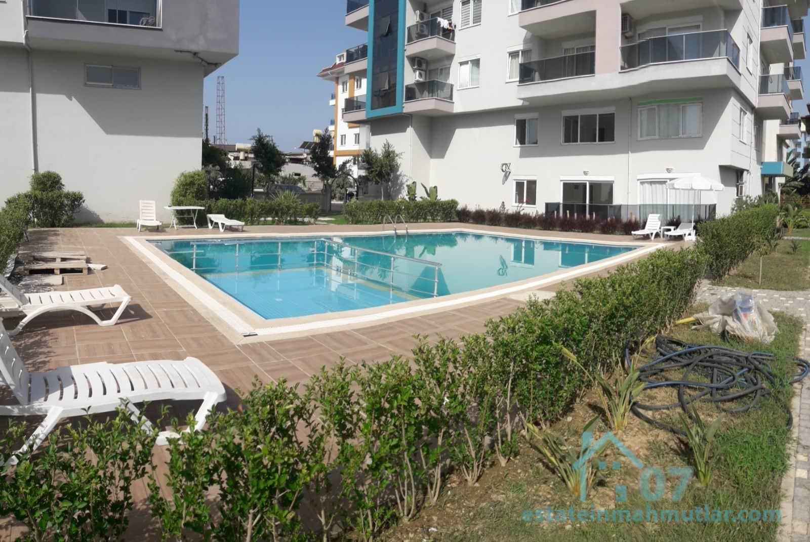 Newly built Luxury Bachelor Apt in the Kestel Region of Alanya, Antalya