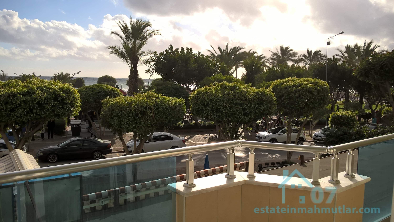 Cleopatra Beach Apartment with Panoramic View, Alanya, Antalya.