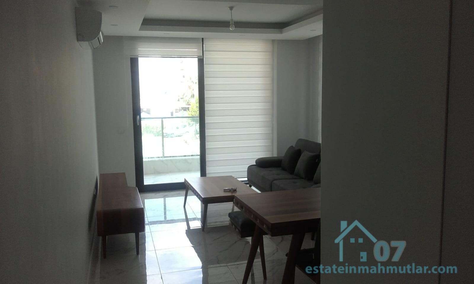 Newly Built Beautiful One Bedroom Cleopatra Beach Aparment with all Furniture & Appliances